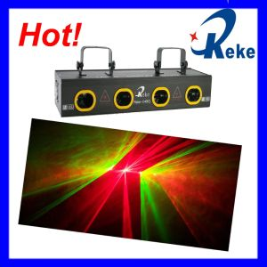 Laser Lighting, Laser Light, Laser Lights (Reke-04RG)