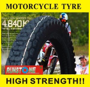 off Road Pattern Motorcycle Tyre 3.00-18 3.00-17 pictures & photos