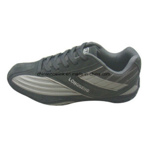 New Man′s Leather Casual&Leisure Shoes pictures & photos