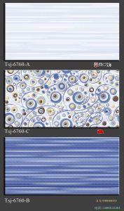 3D Inkjet Azulejos De La Pisos Ceramicos Bathroom Wall Tile pictures & photos