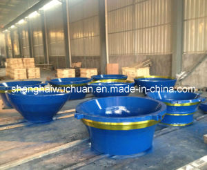 Manganese Cone Crusher Parts pictures & photos