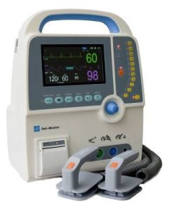 2016 New Defibrillator with Monitor Aj-9000c (Monophasic Technology) pictures & photos