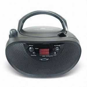 CD Boombox, Supports Analogue FM/AM (SH-BB-4A ) pictures & photos