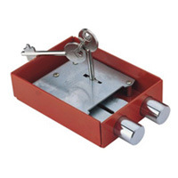 Swing Bolt Lock for Gun Safe Box pictures & photos