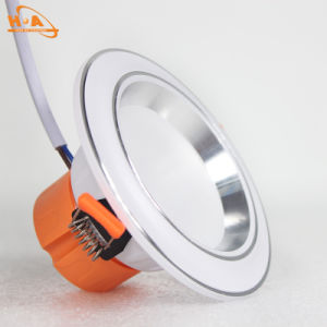 Factory Price Ce IP33 LED Recessed Downlight for Office pictures & photos