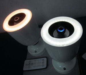 Audio Bluetooth LED Light Speaker (SMART-L306)