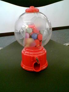 Small Candy Vending Machine (TH-V26)