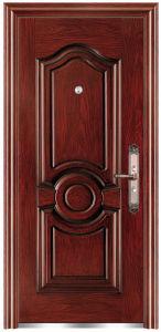 Steel Security Door (FX-B0251) pictures & photos