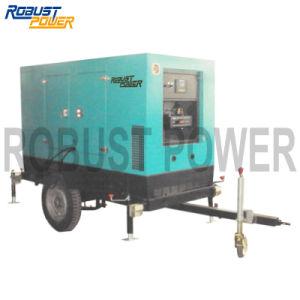 Trailer Silent High Power Diesel Generator Set pictures & photos