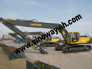 23ton Crawler Excacator with Long Boom pictures & photos