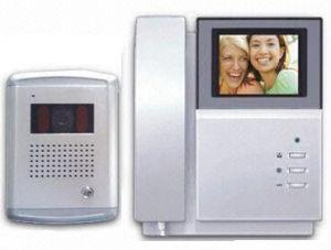 Video Door Phone With 3.5/4-Inch TFT LCD Screen