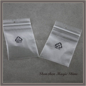 Plastic Grip Seal Bag