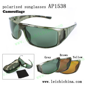 Hot Sale Camouflage Polarized Sunglasses pictures & photos