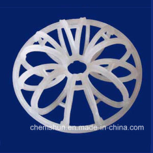 Manufacturer Plastic Teller Rosette Ring as Tower Packing pictures & photos