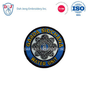 Garda Siochana Water Unit Embroidery Patch pictures & photos