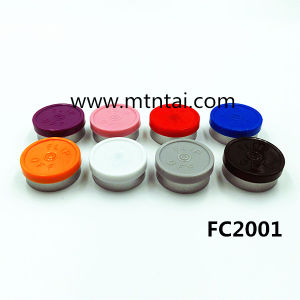 "20mm Flip off Lids with Logo' Flip off""' pictures & photos"