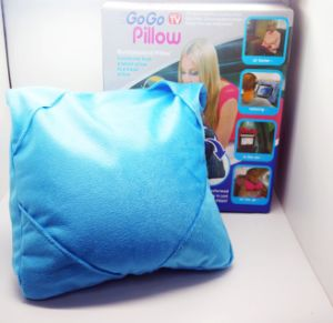 Go-Go 3 in 1 Pillow/Cushion Used in Cars iPad (GM2522)