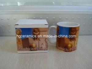 11oz Advertise Promotional Ceramic Mug pictures & photos