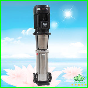 High Pressure Stainless Steel Pump Vertical Multistage Water Centrifugal Pump pictures & photos