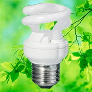 Spiral Shape - 7-15w / T2 - Energy Saving Lamp (ZY032)