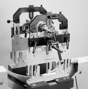 Schenck Horizontal Hard-Bearing Balancing Machine Hm3bu