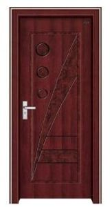 Steel Wooden Door (EWS006)
