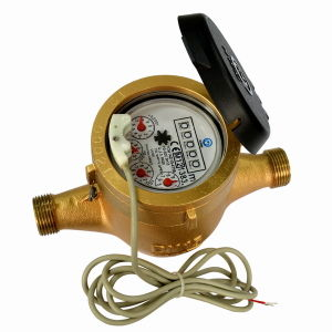 Volumetric Dry Type Water Meter (PD-SDC-E3-2) pictures & photos