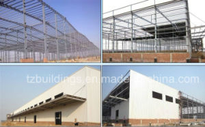 Steel Structure Warehouse in Africa pictures & photos