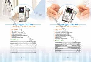 Fetal Doppler Handheld Fetal Monitor Ultrasound Maternal Fetal Monitor pictures & photos
