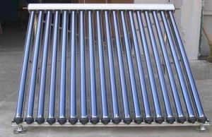 Pressurized Solar Thermal Collector with Solar Keymark pictures & photos