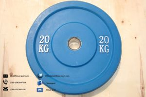 Weight Plates Cheap Bumper Weight Plates for Sale Olympic Rubber Weight Plates Olympic Weightlifting Plates Plates Weights pictures & photos