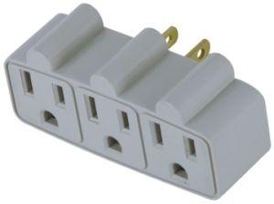 3 Ways Wall Universal Plug (AP-U5) pictures & photos