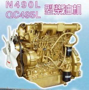 N490L Harvester Agricultural Diesel Engine
