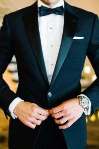 Black Wedding Men Suits Formal Groom Suits Business Men Tuxedos M14918 pictures & photos