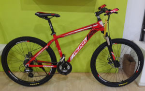 Cavalry 450 Popular 24speed MTB Aluminum Mountain Bicycle (FP-MTB-A065) pictures & photos