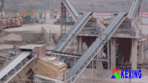 Chinese Professional Belt Conveyor Machine