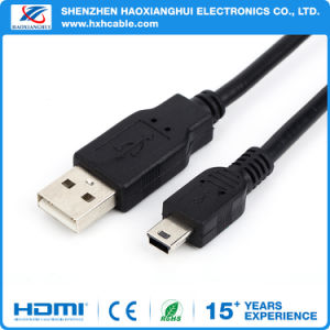 Good Quality Mini USB Data Cable for Chargers pictures & photos