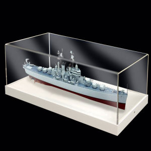 Acrylic Display Case for Models, Perspex Model Box pictures & photos