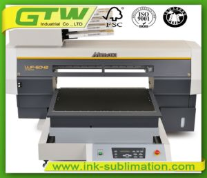 Mimaki Ujf-6042 LED-UV Curing Flatbed Inkjet Printer with High Performance pictures & photos