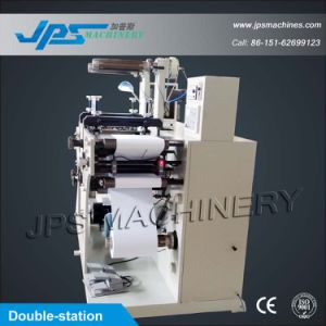 Automatic Label Two-Station Die-Cutter Machine with Slitting Function pictures & photos
