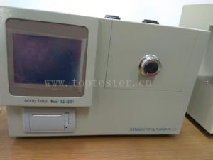 Highly Accurate Turbine Oil Transformer Oil Diesel Oil Acidimeter (ACD-3000I) pictures & photos