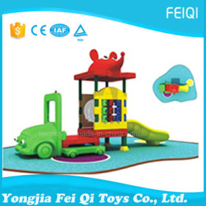 Top Quality Factory Price Outdoor Children Playground Equipment for Wholesales Full Plastic Series (FQ-YQ08001) pictures & photos