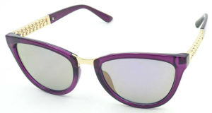 F17740 New Design Hotsale Cat Eye Style Women Sunglasses pictures & photos