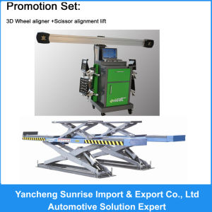 Garage Equipment Promotion of 3D Wheel Alignment and Others pictures & photos