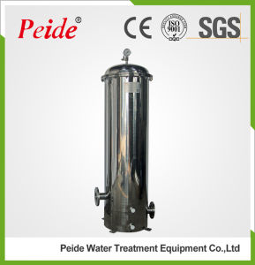 Stainless Steel Micron Multi Cartridge Filter Housing for Water Filtration pictures & photos