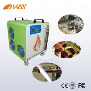 Hho Welding Torch Water Electrolysis Hho Brazing Welding Machine Price pictures & photos