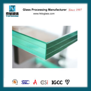 Manufacturing Wholesale Laminated Glass for Building Construction pictures & photos