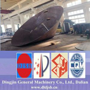 Conical Dish Head for Storage Tank pictures & photos