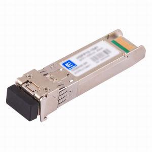 10G SFP+ 1310nm 40km Duplex LC Optical Transceiver pictures & photos