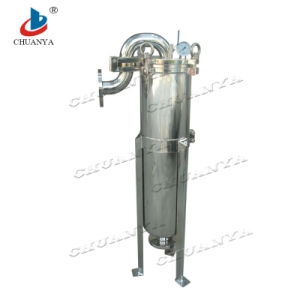 Stainless Steel Water Filter Top Entry Bag Filter pictures & photos